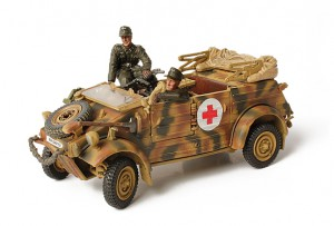 GERMAN KÜBELWAGEN TYPE 32 - Forces of Valor 82007