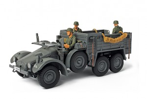 DEUTSCHE KFZ. 70 PERSONAL CARRIER - Forces of Valor 80041