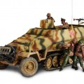ALLEMAND SD. KFZ. 251/1 HANOMAG - Forces of Valor 81610