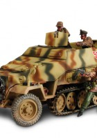 GERMAN SD. KFZ. 251/1 HANOMAG - Forces of Valor 81610