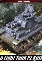 German Light Tank Pz.Kpfw. 35(t) - ACADEMY 13280