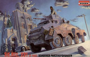Sd. Kfz 231 - Roden 702