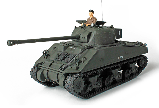 STORBRITANNIEN SHERMAN FIREFLY, Normandiet 1944 - Forces of Valor 80064