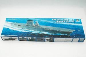 ЧВ Oss-2-Лексингтън превозвач 05/1942 - Тромпетист 05608