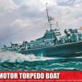 Vosper Mootor Torpeedo Paadi - Airfix A05280