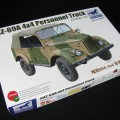 GAZ-69A 4X4 Személyi Teherautó Bronco CB35093