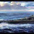 Marina de guerra japonesa battleship Yamato - Hasegawa Z01