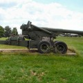 M115 203 mm howitzer - Walk Around