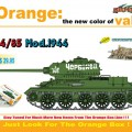 T-34/85 Mod.1944 - Cyber-Hobby 9146