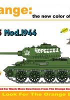 """T-34/85 Mod.1944 M. - """" Cyber-Hobis 9146"""