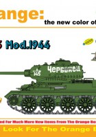 A T-34/85 Mod.1944 - Cyber-Hobbi 9146