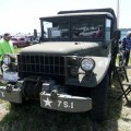 Dodge 4x4 cargo M37 - walk around