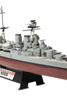 HMS BATTLECRUISER HOOD - Forces of Valor 86002