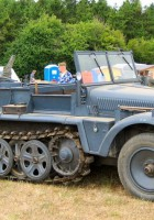 SdKfz.10 Demag - Walk Around