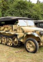 SdKfz.10 Demag vol2 - Walk Around
