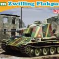 5,5 cm Zwilling Flakpanzer - DML-7488