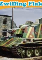 5.5cm Zwilling Flakpanzer - DML 7488