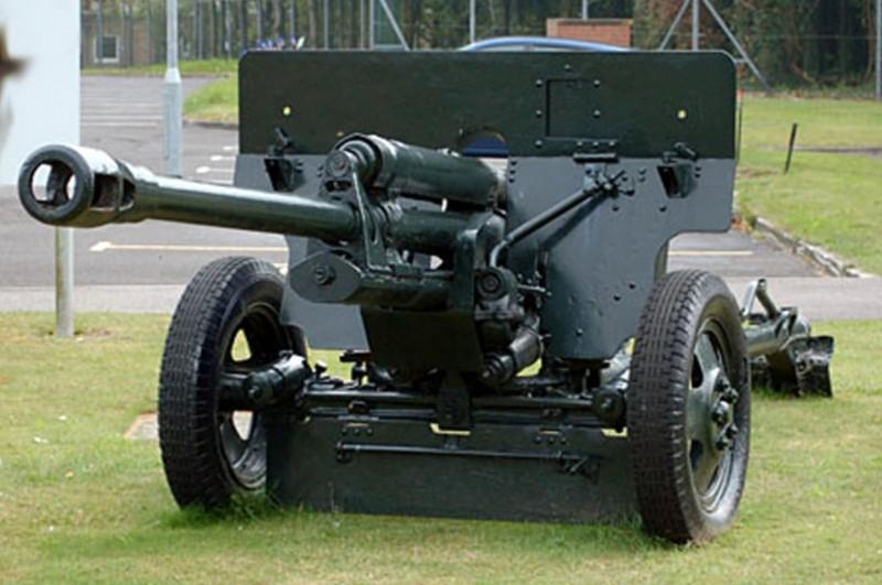 76毫米的申请枪M1942(ZiS-3)-现在