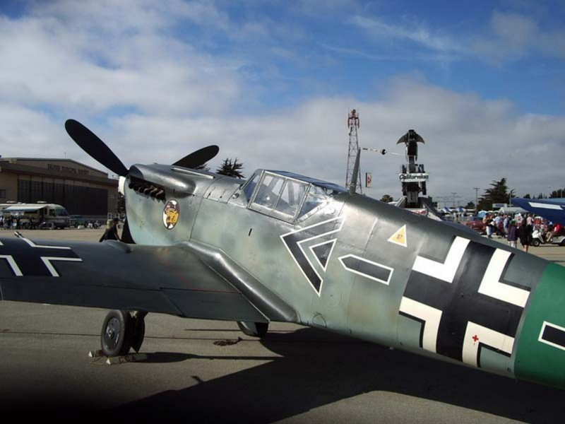 HA-1112-M1L Buchon - Walk Around