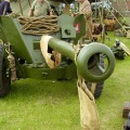 Ordnance QF 6-pounder - Chodiť