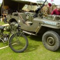 Royal Enfield motorcycles war - Walk Around