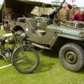 皇家菲尔德摩托车的战争走