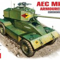 AEC Mk.III Carro Blindado - MiniArt 35159