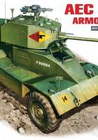 AEC Mk.III Pansrede Bil - MiniArt 35159