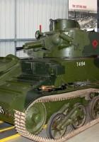 Vickers Mk VIb - Gå Rundt