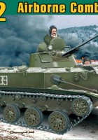 BMD-2 - Boevaya Mashina Desanta (Zračna Bojna Vozila) - Ace Modeli 72115
