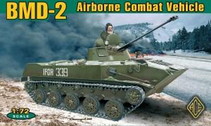 BMD-2 - Boevaya Mashina Desanta (Airborne Combat Vehicle) - Ace Models 72115