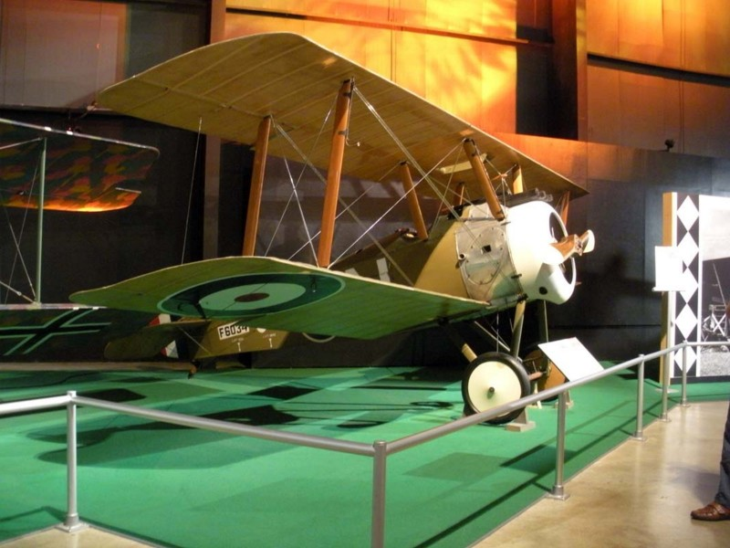 Sopwith F-1 Camel - WalkAround