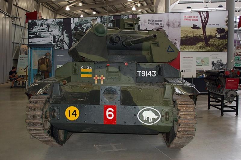 Cruiser Mk III - Omrknout