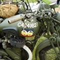 BSA M20摩托车-现在
