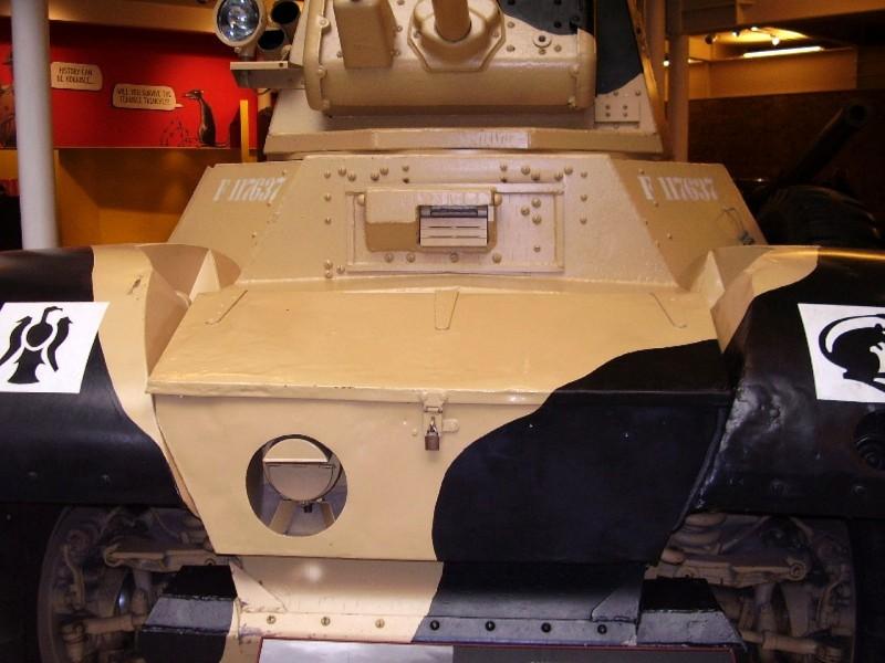 Daimler Pansret Bil Mk-Jeg - Gå Rundt