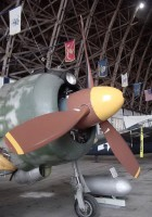 Nakajima Ki-43-IIb Hayabusa - Walk Around