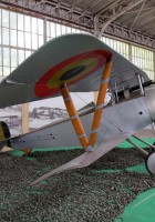 Nieuport 23 - WalkAround