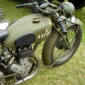Norton (WD)16H Motorcykel - WalkAround