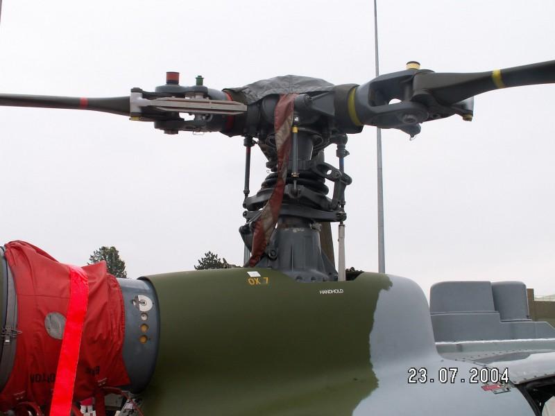 SA340 Gazela - Sprehod Okoli