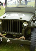 Willys MB Jeep vol3 - Kävellä