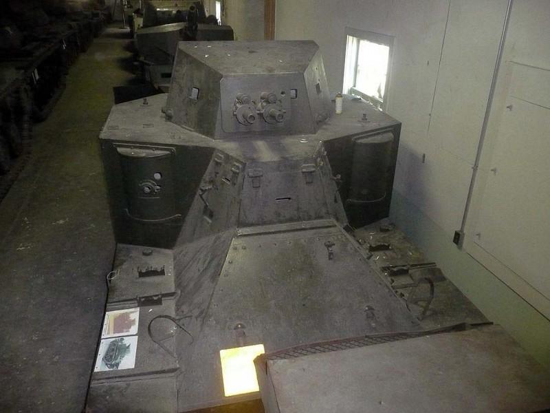 Carro de combate T5E1