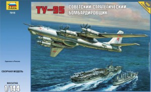 ツポレフTu-95-Zvezda7015