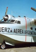 Grumman HU-16 Albatross - Procházka