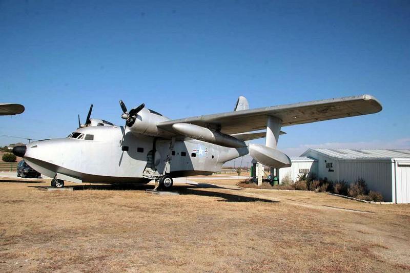 HU-16B Letadla