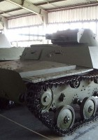 Танк Т-40С - мобилна