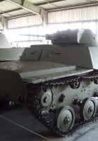 T-40S tank - WalkAround