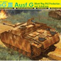 StuG.III Ausf.G May 1943 Production mit Schurzen - DML 6578