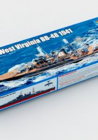 USS West Virginia BB-48 1941 - Trumpeter 05571