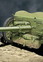 Ranskan 47mm Anti-tank gun mod.1937 - Ace Mallit 72529
