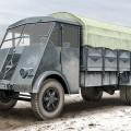 Французский 5т грузовик АР - модели Асе 72526